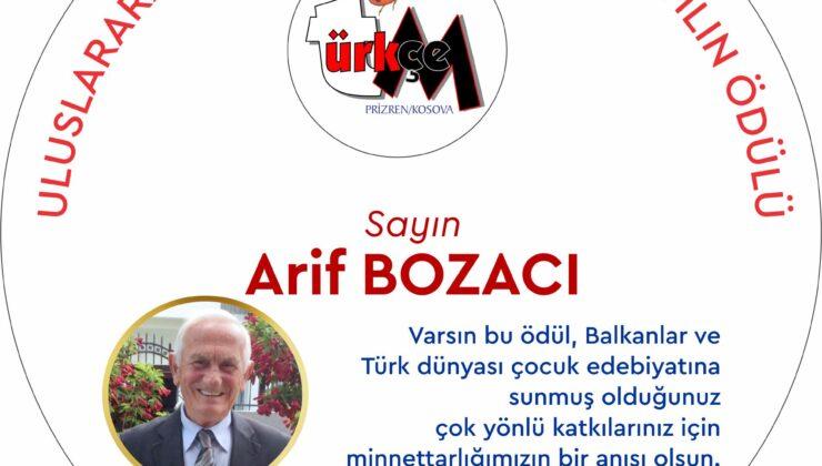 23.Uluslararası Türkçem Dergisi 2021 yılın ödülü töreni düzenlenecek