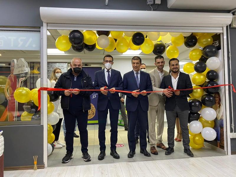 Türkiye'nin mobilya sektöründeki şirketi Bambi'nin K. Makedonya temsilciliği açıldı