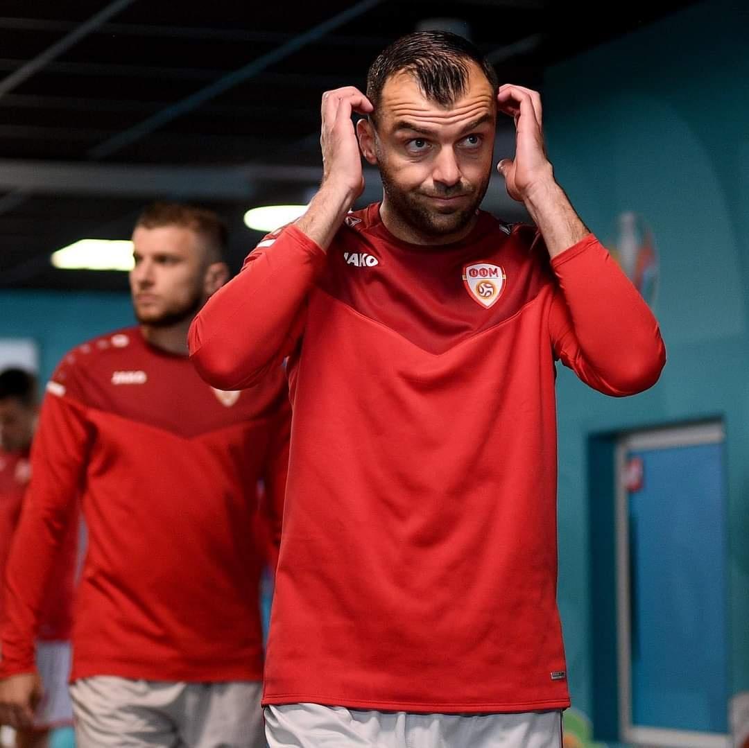 Makedon futbolcu Pandev Galatasaray ve Türk futbolu hakkında konuştu