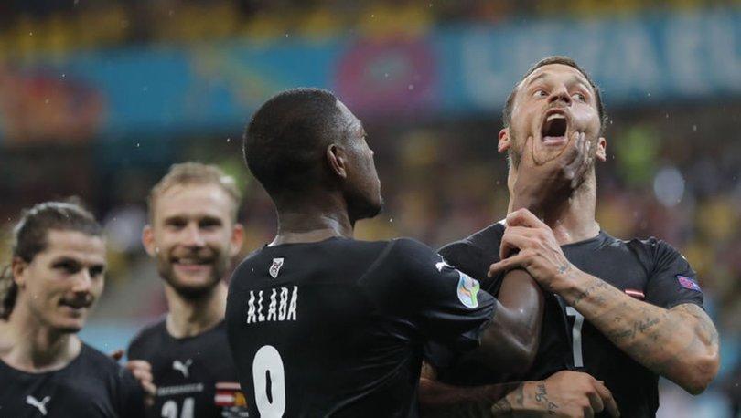 UEFA, K. Makedonya maçındaki hareketi nedeniyle Arnautovic'e 1 maç ceza verdi