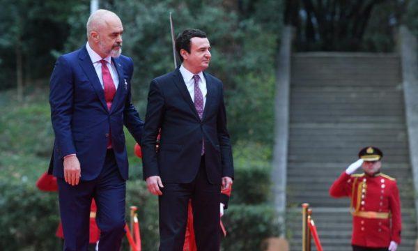Batı Balkan Liderleri 10 Haziran'da Tiran'da bir araya geliyor