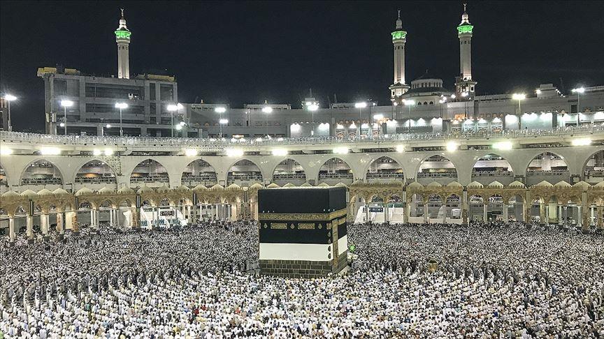 Suudi Arabistan bu yıl hac ibadeti için yurtdışından kimsenin kabul edilmeyeceğini açıkladı
