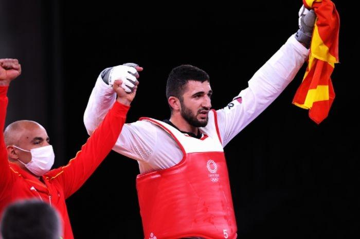 K. Makedonya Hükümeti olimpiyatlarda gümüş madalya kazanan sporcuyu ödüllendirecek