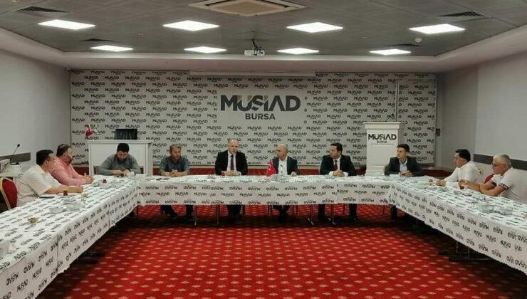 Kosova'da yapılabilecek ticaret ve yatırım fırsatları görüşüldü