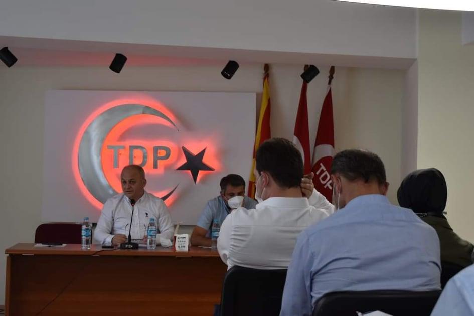TDP'nin yeni yönetim kadrosu belli oldu