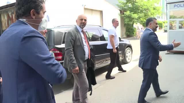 RTÜK Başkanı Şahin, Saraybosna'da temaslarda bulundu