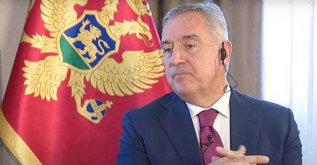 Djukanovic: Sırbistan, Karadağ'ı ele geçirmek istiyor