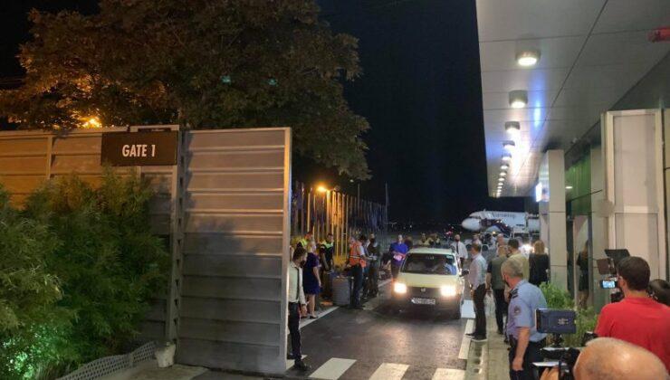 Hırvatistan'daki kazadan kurtulanlar Kosova'ya geldi