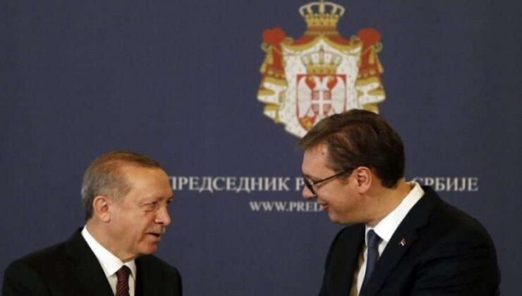 Sırbistan Cumhurbaşkanı Vuçiç: Erdoğan çok güçlü, kendisiyle konuşmaya çalışacağım