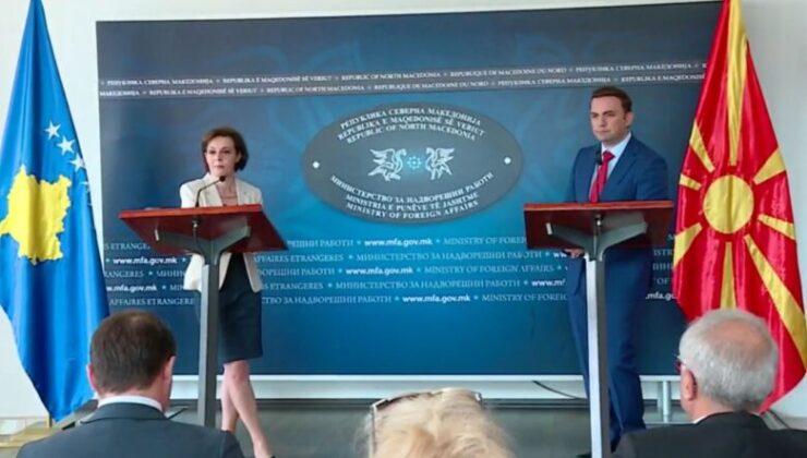 K. Makedonya ve Kosova ortak sınır kapısı oluşturmayı hedefliyor