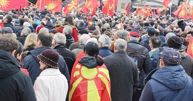Kuzey Makedonya'da AB üyeliğine destek düşüyor