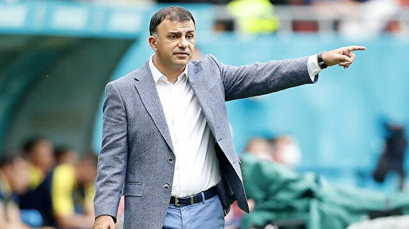 K. Makedonya'nın eski teknik direktörü Angelovski'den itiraf: Fenerbahçe ile görüştüm