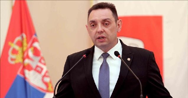 """Sırp bakandan """"tüm Sırpları birleştireceğiz"""" açıklaması"""