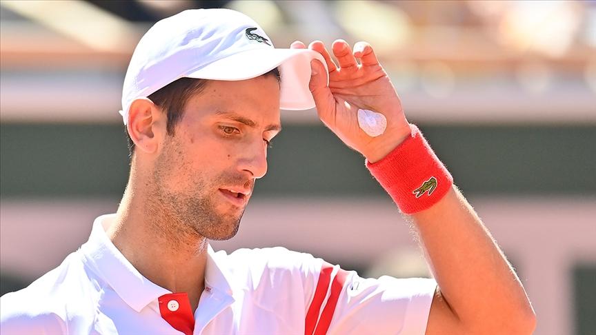Sırp raket Djokovic'in 'altın-slam' hayali suya düştü