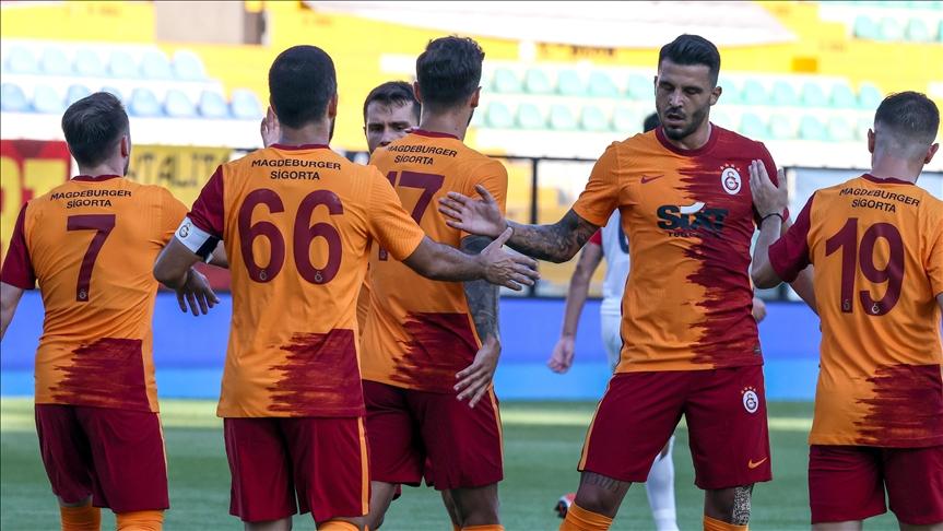 Galatasaray, hazırlık maçında Yunan ekibi  Olympiakos'a konuk olacak