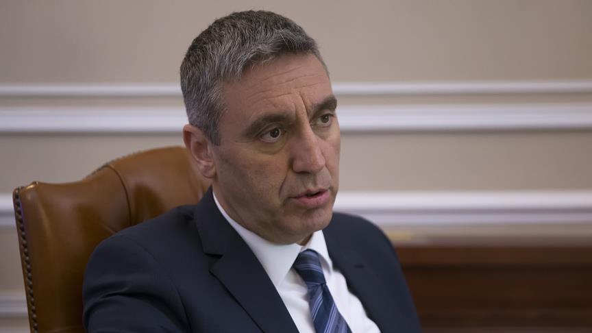 Türkiye'nin Atina Büyükelçisi Özügergin, Yunanistan'ın Galatasaray kafilesine yönelik tutumunu kınadı