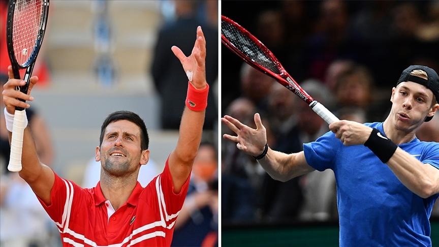 Sırp tenişçi Djokovic Wimbledon'da yarı finale çıktı