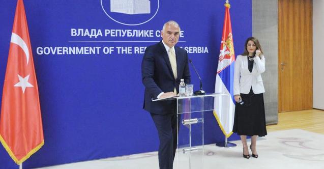 Türk vatandaşları, Sırbistan'a kimlik kartlarıyla giriş yapabilecek