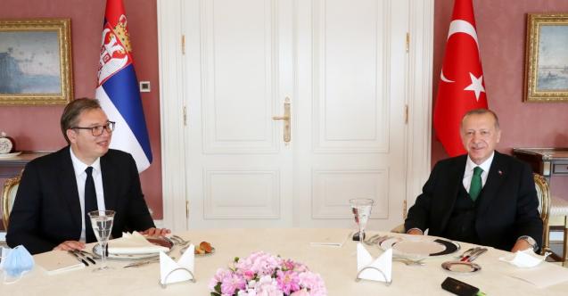 Vuçiç: Türkiye ile olabilecek en iyi ilişkilere sahip olmak istiyoruz