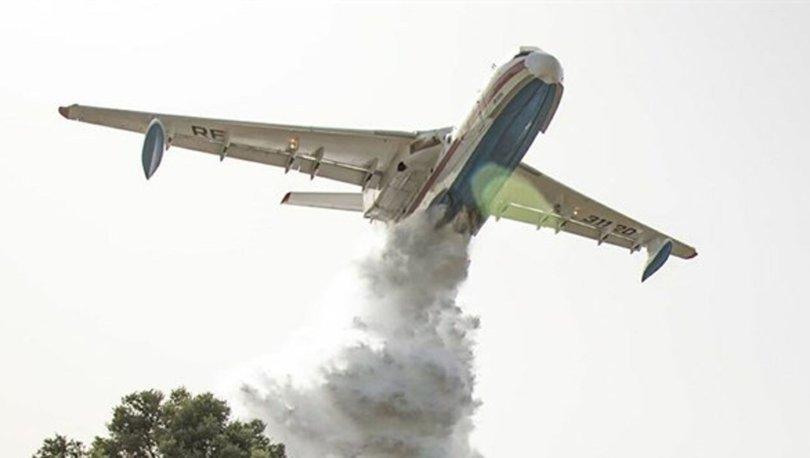 Hırvatistan, Türkiye'ye yangın söndürme uçağı gönderecek