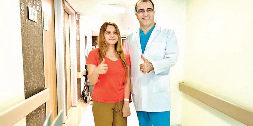 Bosna Hersekli Belma, kesilecek denilen bacakla Türkiye'den yeni hayata koştu