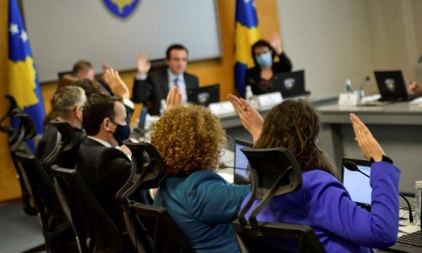 Kosova Hükümeti'nden Ekonomik Canlanma Paketi için 30 milyon euro
