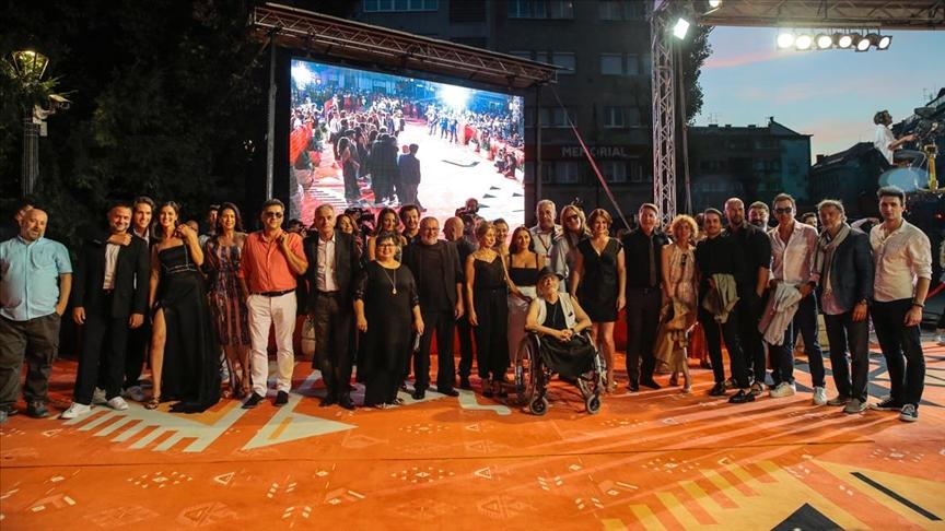 27. Saraybosna Film Festivali TRT yapımı 'Komşuluk Halleri' filmiyle başladı