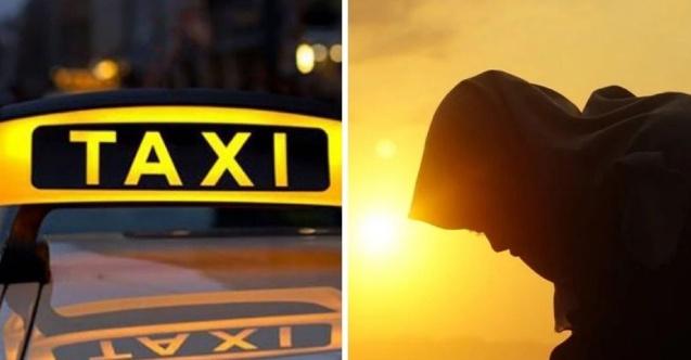 Zagreb'in başörtülü Türk taksicisi sempati topluyor