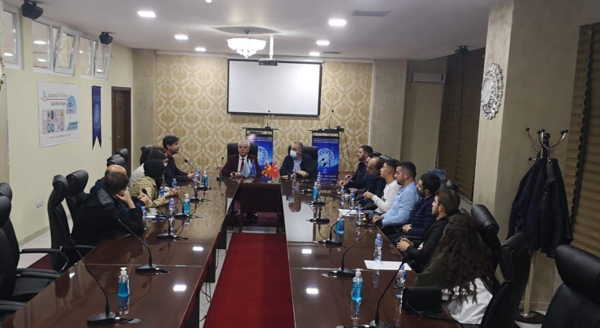 Gostivar'da sayım ile ilgili bölgesel koordinasyon toplantısı düzenlendi