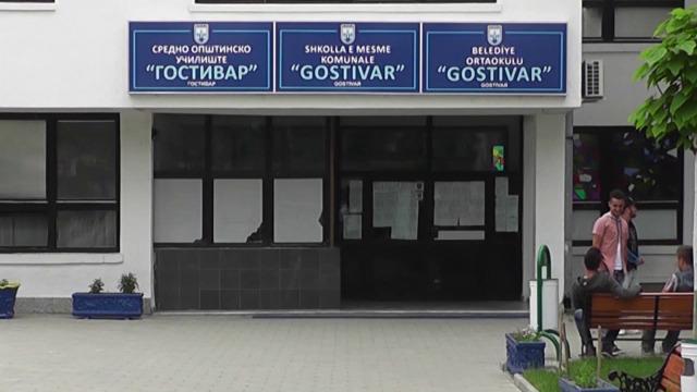 Gostivar Lisesi'ndeki Türk öğretmenler eğitimi boykot edecek