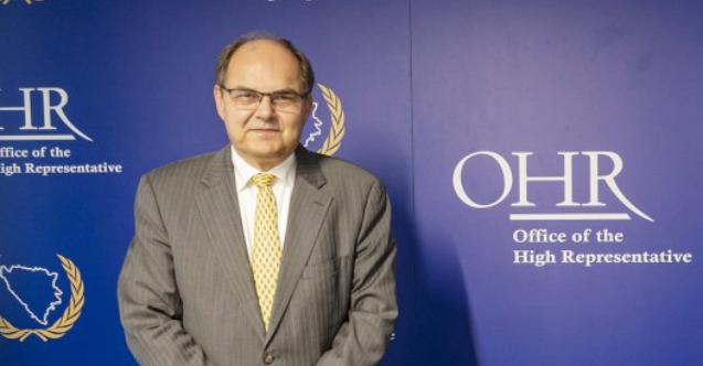 Bosna Hersek Yüksek Temsilcisi Schmidt'ten seçim yasası çağrısı