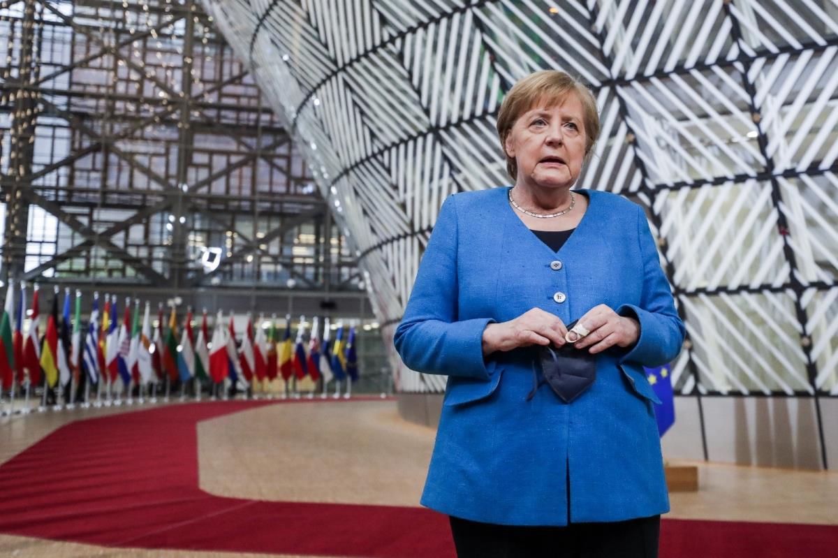 Merkel: Kuzey Makedonya ve Arnavutluk, AB tarafından verilen bütün ödevleri yerine getirdi