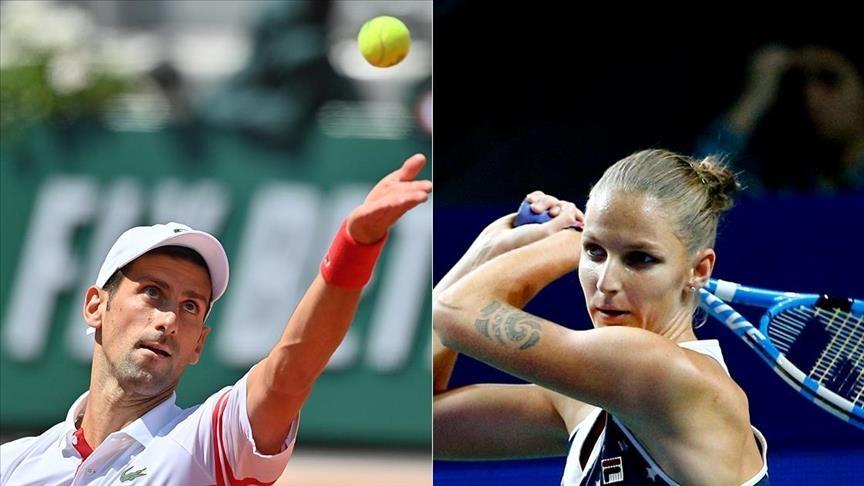 Sırp raket Djokovic, ABD Açık'ta çeyrek finale yükseldi