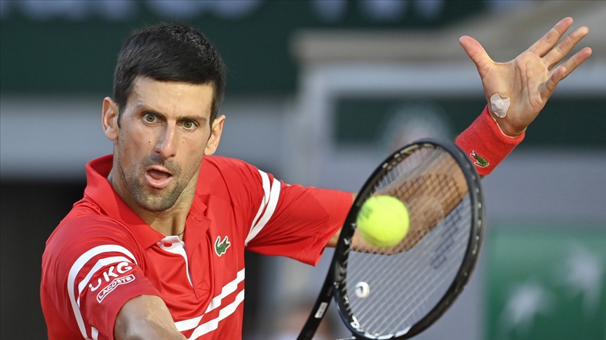 ABD Açık'ta Sırp tenisçi Djokovic yarı finalde