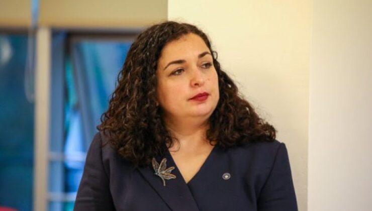 """Kosova Cumhurbaşkanı Osmani: """"Açık Balkan"""" fikri tehlikeli"""