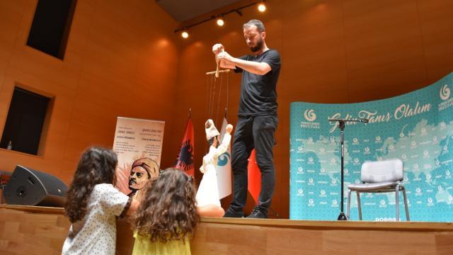 'Selam Olsun' projesinin üçüncü durağı Tiran