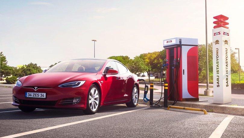 ZES Karadağ'daki elektrikli araçları şarj edecek