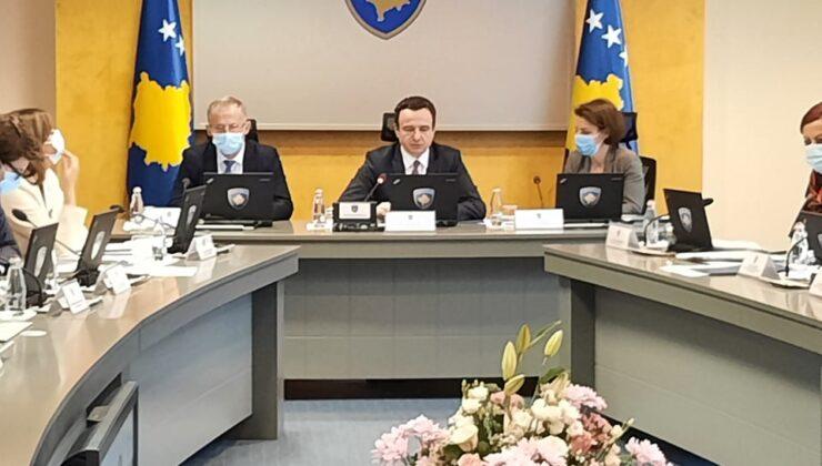 Kosova Başbakanı Kurti: Yeni bir ekonomik önlem paketi hazırlığı içerisindeyiz