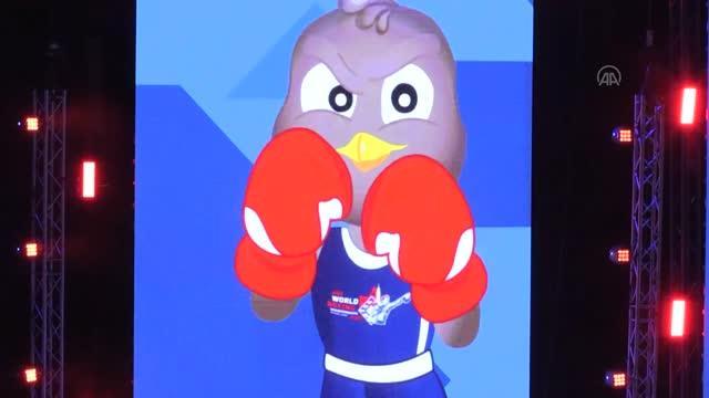 Büyük Erkekler Dünya Boks Şampiyonası Sırbistan'da başladı