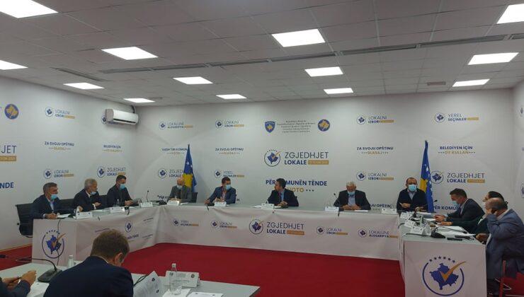Kosova'da 43 sandıktaki oylar yeniden sayılacak