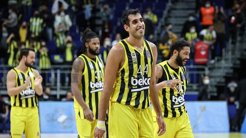 Fenerbahçe Beko yarın Yunanistan temsilcisi Olympiakos'a konuk olacak