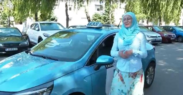 Zagreb'in tek başörtülü Türk taksicisi: Başörtüm nedeniyle iş bulamadım